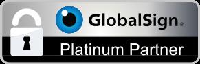 GlobalSign Platinum Partner Logo